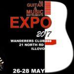 SA Guitar and Music Expo 2017