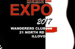 SA Guitar and Music Expo 2017