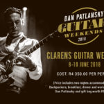 clarens guitar weekend